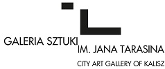 Logo of the Tarasin's Gallery in Kalisz