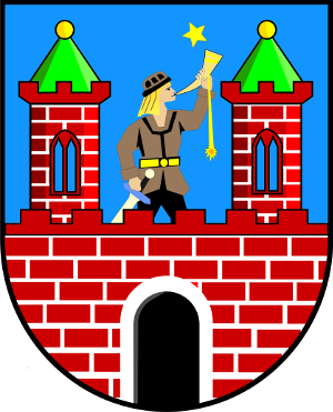 Emblem of the Kalisz City